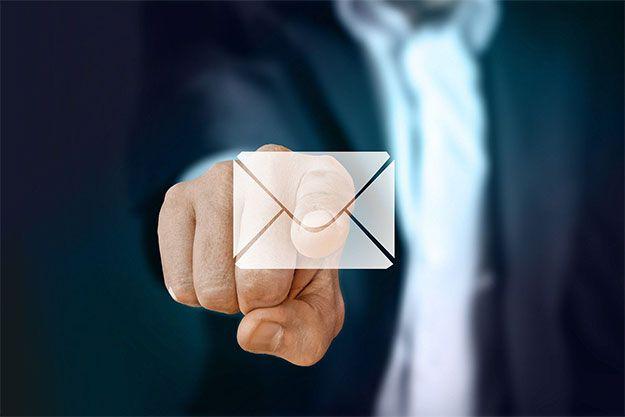 tipos de asuntos de correos